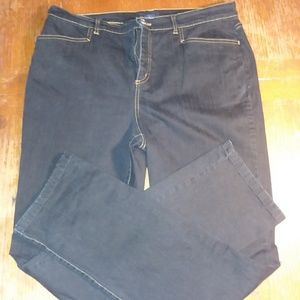 Westbound black skinny jeans